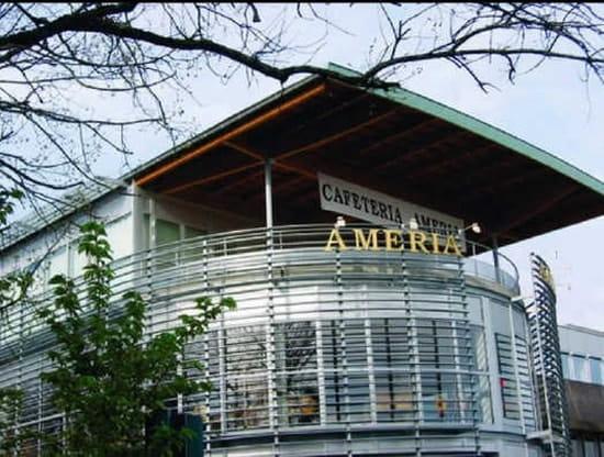 L'Ameria  - Cafeteria L'Améria -   © Solexine
