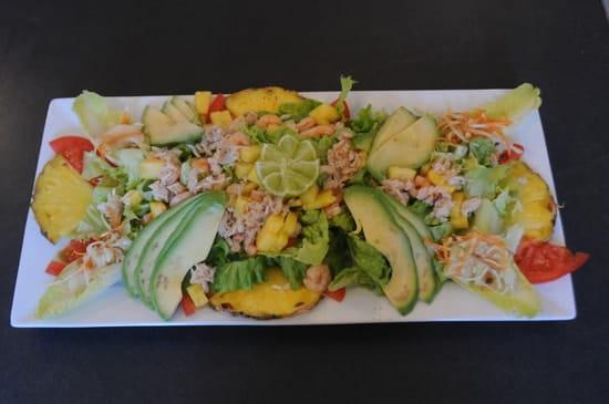 Kaz d'Epices  - Salade exotique -