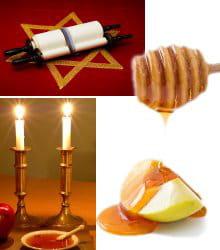 miel, pommes et prières : les ingrédients d'un rosh hashana réussi