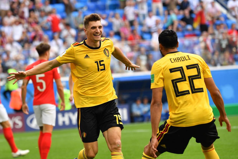 Belgique Angleterre Les Belges Simposent Le Resume Du Match Et Les Buts En Video
