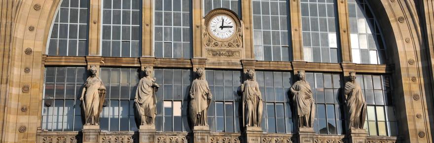 Gare du Nord fermée: les perturbations de trafic de samedi 20octobre