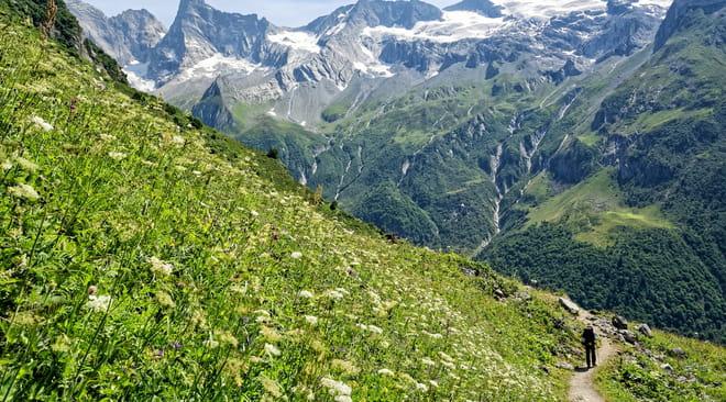 Vanoise: parc national, visiter, randonnée, que faire, le guide