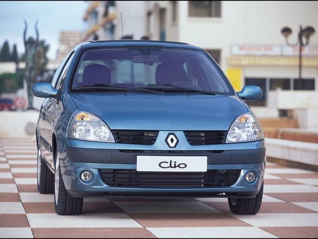 Numéro 23ex aequo: Renault Clio 2