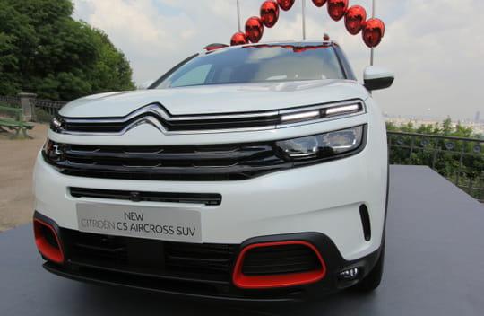 Citroën C5Aircross: quels points forts? Les photos [infos, prix]