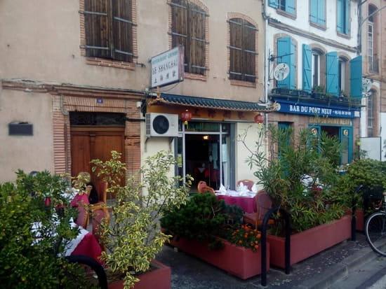 Restaurant : Le Shangaï  - Le Shangaï -