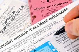Accident de voiture: six bons réflexes pour remplir le constat amiable