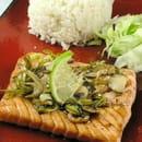 Wasabi d'Azur  - TERIYAKI SAUMON OU THON -