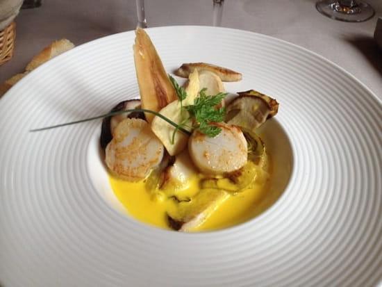 Restaurant Gastronomique St Benoit Sur Loire
