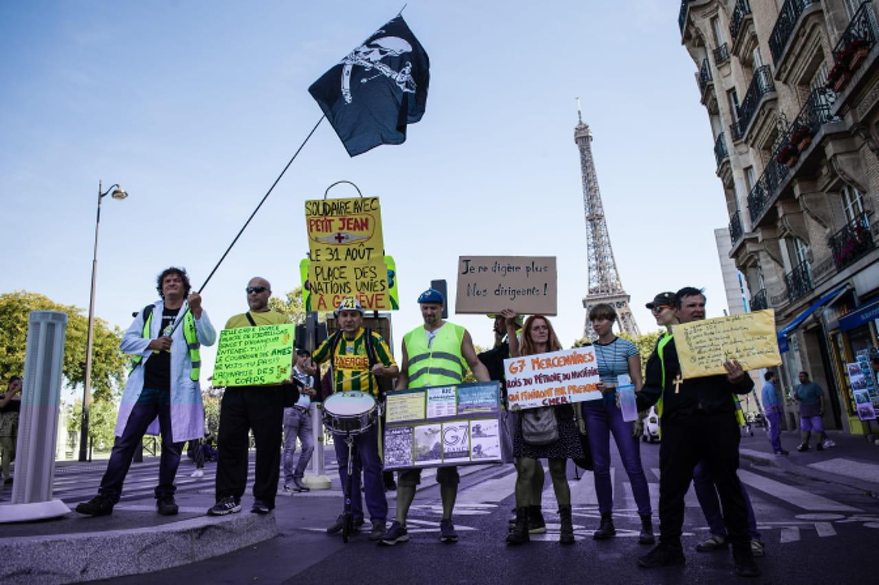 Manifestation du 21septembre: gilets jaunes, syndicats... Qui défile?