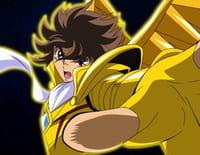 Saint Seiya Omega : Les nouveaux chevaliers du zodiaque : Les deux frères Shun d'Andromède entrent dans la bataille