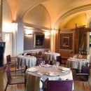 Les Terrasses de Lyon  - Salle du restaurant -