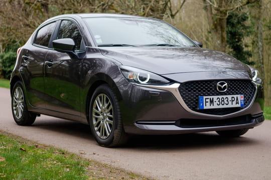 Mazda 2: l'essai de la version restylée en images [prix]