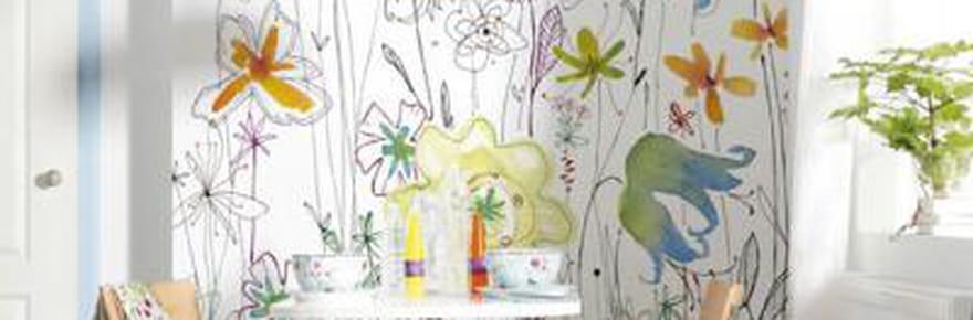 Papiers peints : les tendances pour 2013