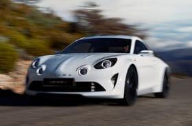 Nouvelle Alpine : écoutez le son du moteur !