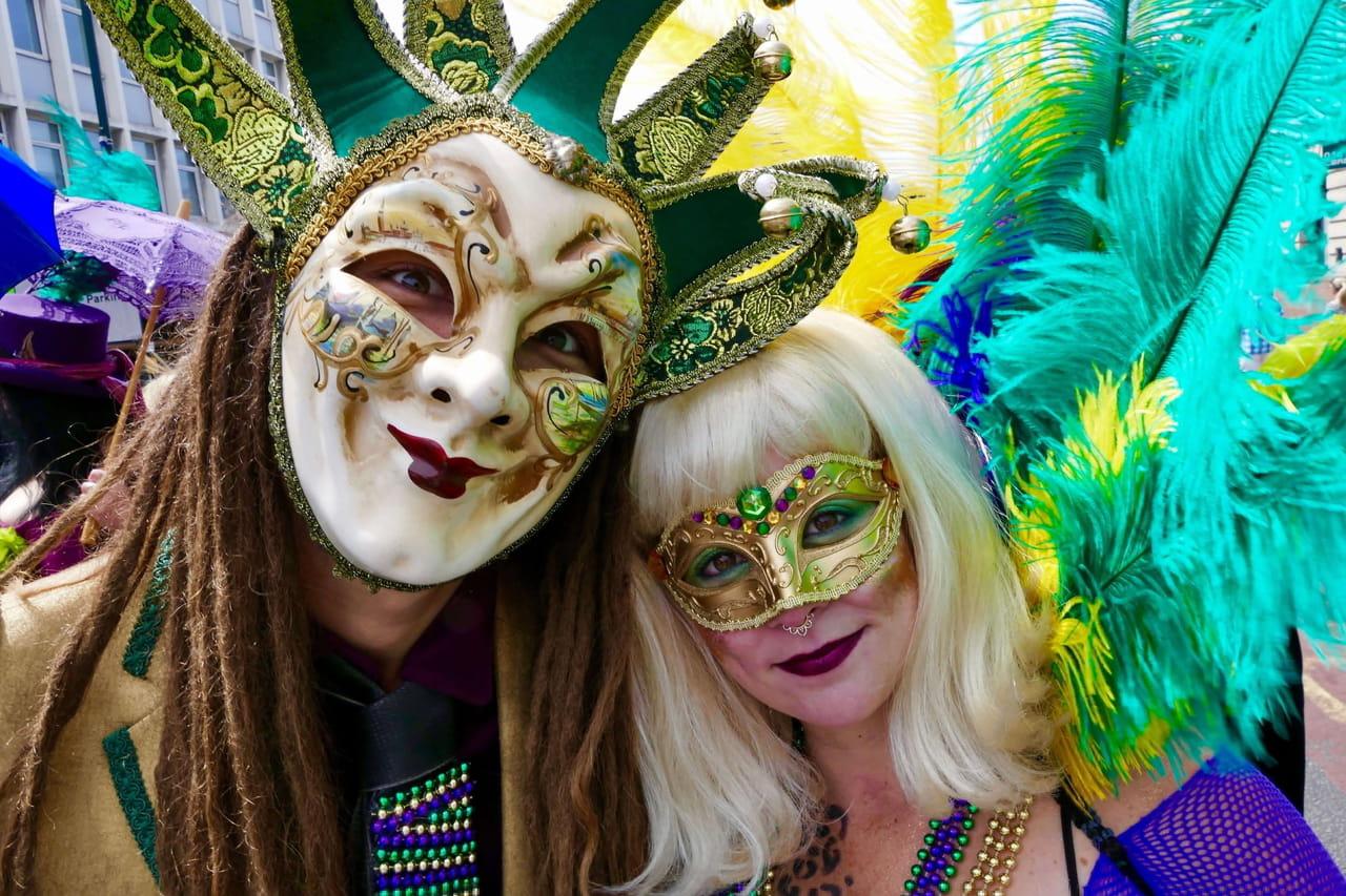 Mardi gras2019: quel lien entre le carnaval, les beignets et Jésus?