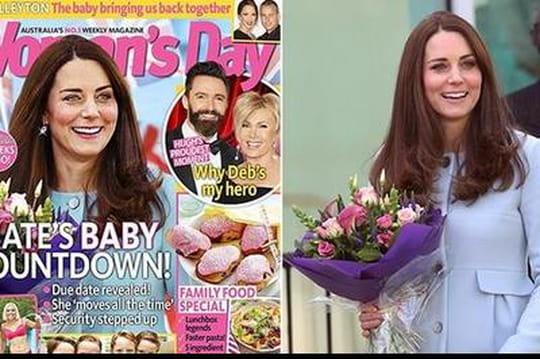 Kate Middleton: sonvisage défiguré par unmagazine australien