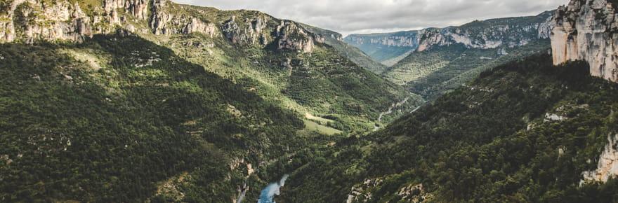Lozère, au pays de la randonnée