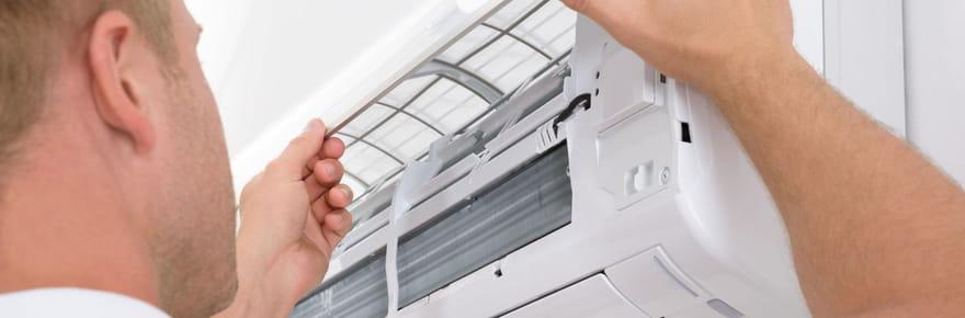 Climatisation: fonctionnement, entretien, installation d'une clim mobile, réversible...