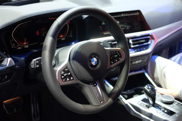 Bienvenue à bord de la nouvelle BMW Série 3