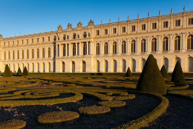 Les jardins de versailles - Le jardin de versailles histoire des arts ...