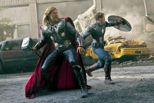 5e : Avengers