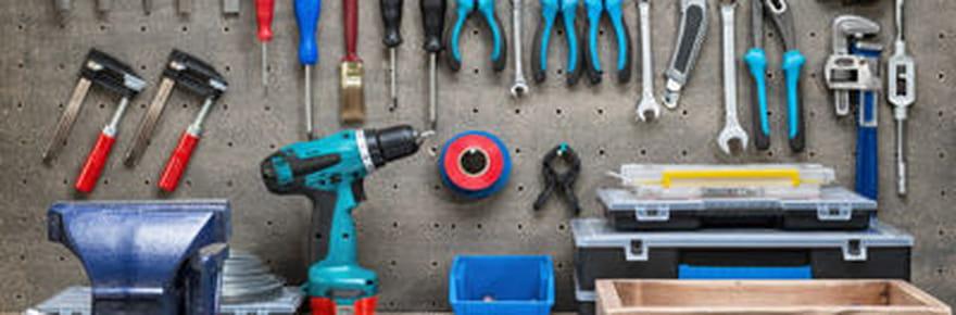 Comment louer des outils ou un atelier pour bricoler