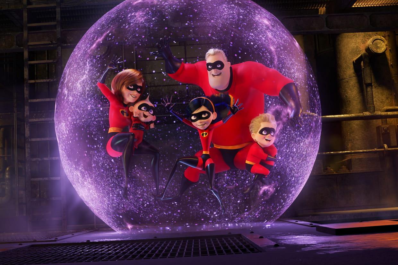 Les Indestructibles 2 signe déjà un record historique en France pour Pixar !