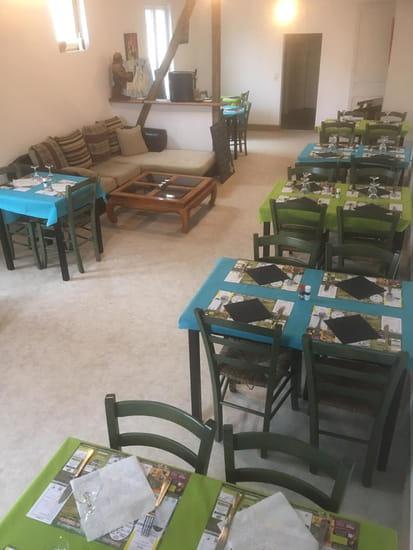 Restaurant : Restaurant du Café du Pont  - La salle -   © 3