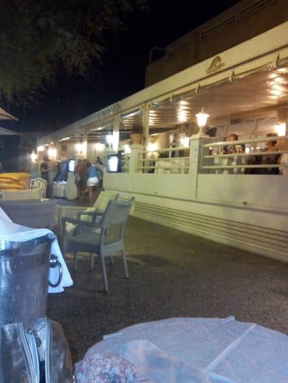 Restaurant : La Vague d'Or