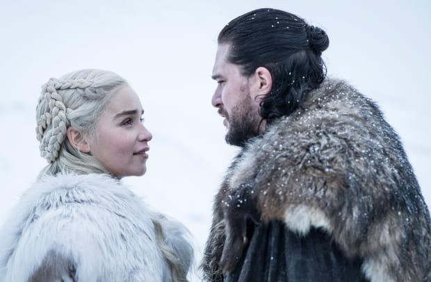 Daenerys et Jon réunis