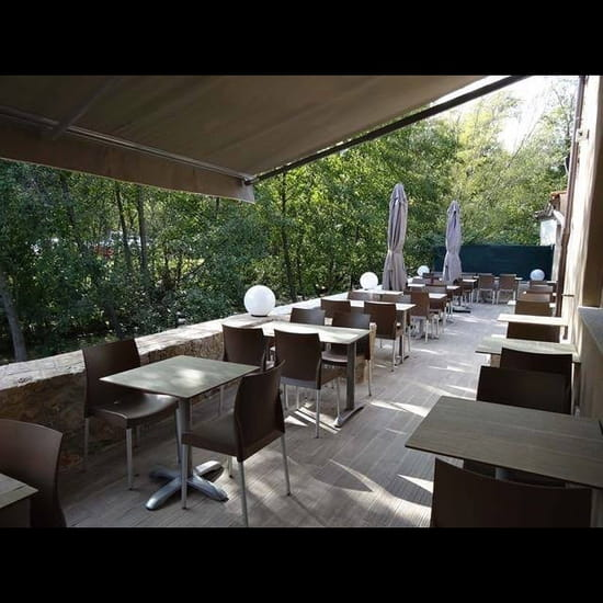 Restaurant : Le Gard 1895  - Terrasse 60 personnes -