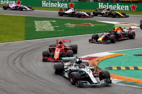 GP d'Italie F1: chaîne TV, heure... Comment le regarder en direct?