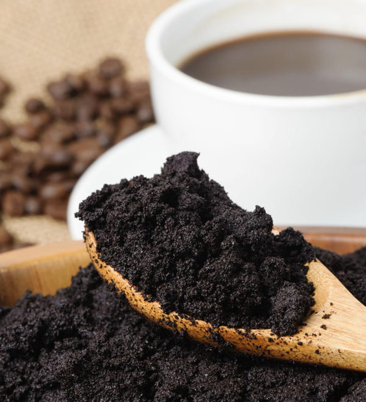 Le marc de café : pour désodoriser
