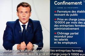 Discours de Macron: toutes les annonces détaillées