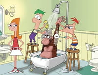 Phineas et Ferb : Quitte ou double. - Monogram junior