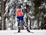Biathlon : après-course
