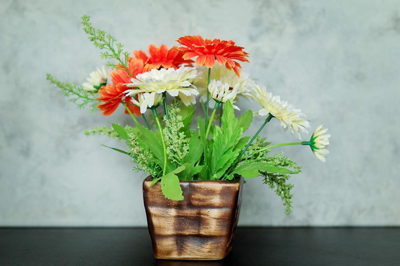 Fleurs artificielles: comment bien les choisir?
