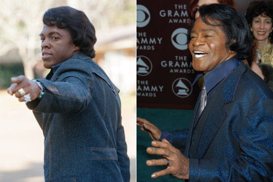 James Brown par Chadwick Boseman