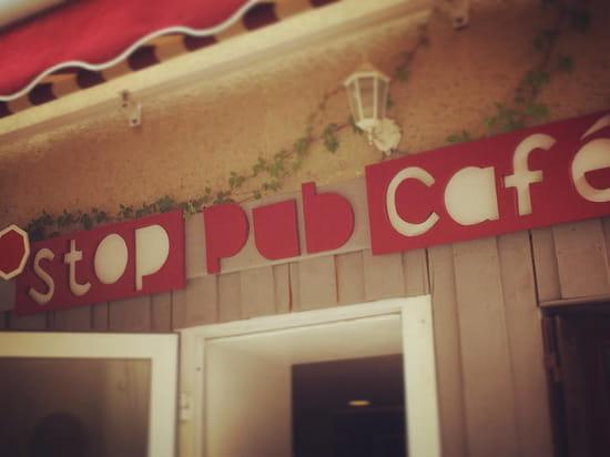 Restaurant : Le Stop  - Le Stop Pub Café, Sainte Colombe sur l'Hers -   © non