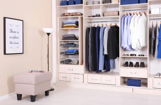 Construire un dressing: nos conseils pratiques