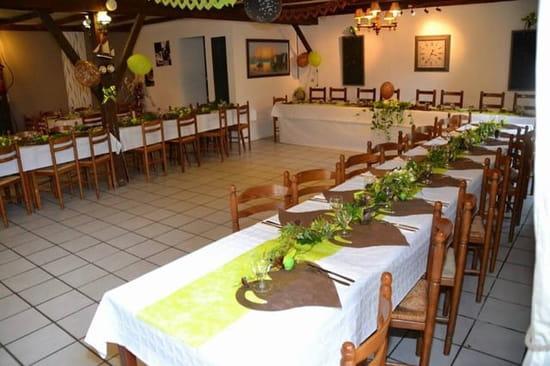 Restaurant : La Flottille