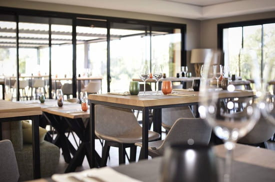 Restaurant : New Lodge  - La salle -   © Restaurant New Lodge