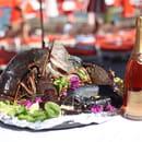 , Plat : Plage de Passable  - Fruits de mer et champagne -   © plage de passable