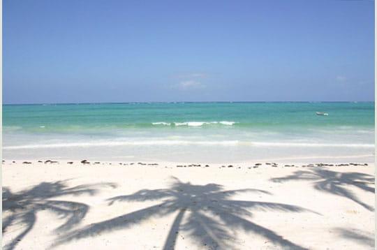 Zanzibar plage