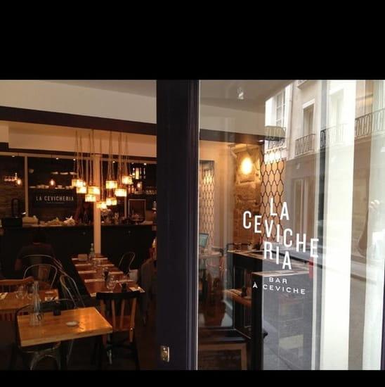 Restaurant : La Cevicheria