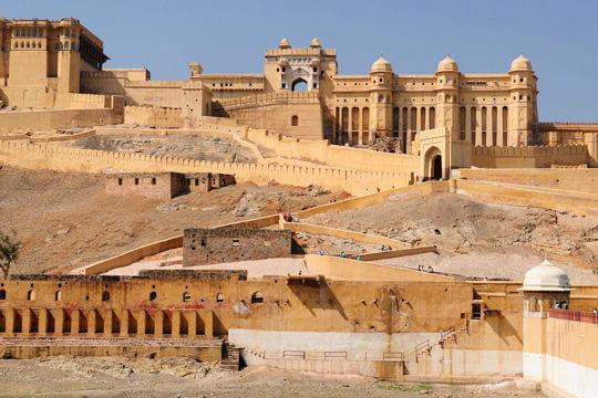 Arrivée à Jaïpur: cité d'exception