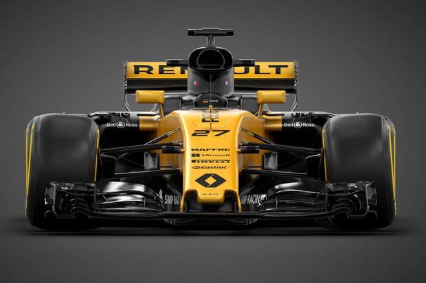 La RS17, la nouvelle arme de Renault