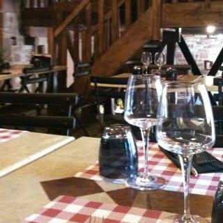Restaurant : Les Pierres Rouges