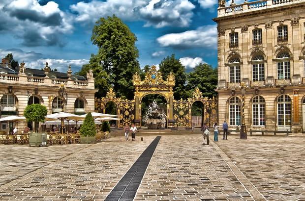 Nancy, la ville aux portes d'or