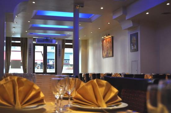 Restaurant Le Gandhi Ji's  - Restaurant Indien paris -